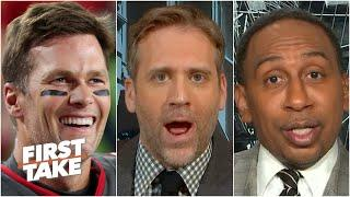 Stephen A. and Max debate how good a Mahomes vs. Brady Super Bowl would be | First Take
