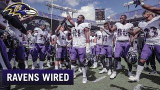 Ravens Wired: Week 1 Ravens vs. Browns |  Bring Your Own Energy