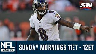 NFL Week 5 Picks & Fantasy Advice LIVE: Start 'Em & Sit 'Em, Value Plays & More!