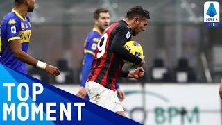 Hernandez scores injury-time equaliser! | Milan 2-2 Parma | Top Moment | Serie A TIM