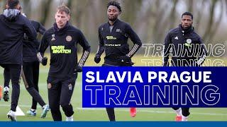 Europa League Preparation Continues | Slavia Prague vs. Leicester City | 2020/21