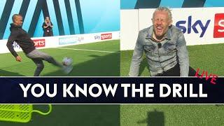 Bullard and Dyer take on the Dyer Dinky Do Drill! | You Know the Drill Live!