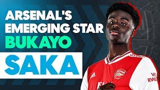 Is Arsenal's Bukayo Saka the BEST Young Player in England Right Now?! | Football Explained