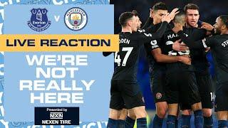 RECORD BREAKING CITY! | EVERTON V MAN CITY | PREMIER LEAGUE | WNRH FULL TIME SHOW