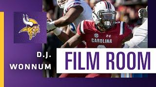 Film Room: Can D.J. Wonnum Develop into the Minneosta Vikings' Next Elite Pass-Rusher?