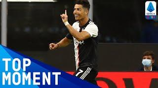 Ronaldo Scores Again to put Juve 2-0 Up! | Milan 4-2 Juventus | Top Moment | Serie A TIM
