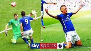 The newest member of the 100 Club!   Jamie Vardy's Greatest Premier League Goals!