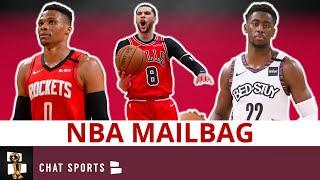 NBA Trade Rumors: Russell Westbrook, Zach LaVine & Victor Oladipo + 2020 NBA Draft Rumors | MAILBAG