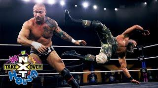 Kross dismantles Ciampa with precision: NXT TakeOver: In Your House (WWE Network Exclusive)