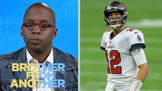 Should Bucs be worried about Tom Brady after Week 1? | Brother From Another | NBC Sports