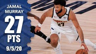 Jamal Murray highlights: Nuggets vs. Clippers Game 2 | 2020 NBA Playoffs