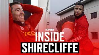 Lys Mousset & John Fleck, Gym + Training | Sheffield United Behind The Scenes | Inside Shirecliffe