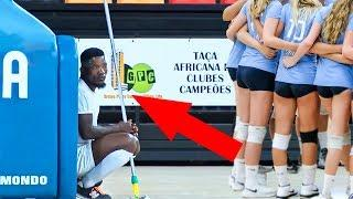 10 FUNNY MOMENTS WITH BALL BOYS IN SPORTS - 4
