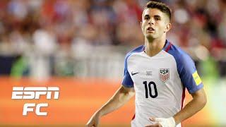 Christian Pulisic will be CONCACAF's best player in two years - Aaron Long | USMNT