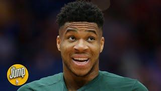 The Bucks have an 83% chance to win the NBA title, according to ESPN's BPI | The Jump