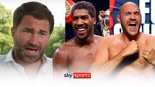 """You'll see Joshua vs Fury in 2021!"" 