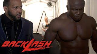 Bobby Lashley has no time for Lana: Backlash Exclusive, June 14, 2020