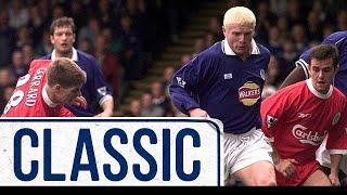 Last Gasp Win At Anfield   Liverpool 0 Leicester City 1   Classic Matches