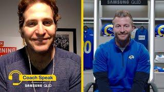 Sean McVay Previews Rams vs. Packers '5-Star' Divisional Round Matchup   Rams Coach Speak