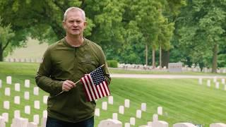 A Look at Leavenworth National Cemetery on Memorial Day