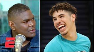 Keyshawn says LaMelo Ball will be the future face of the NBA | Keyshawn, JWill & Zubin
