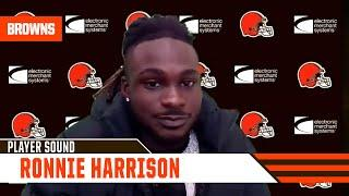 """Ronnie Harrison: """"This is a great opportunity to show what I've got with my new team."""""""