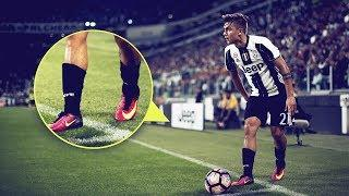 13 players who play with small shin guards | Oh My Goal