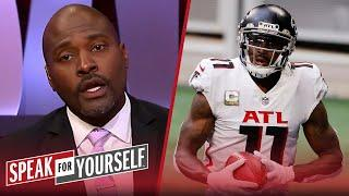 The Seahawks trading for Julio Jones does not make any sense — Wiley | NFL | SPEAK FOR YOURSELF