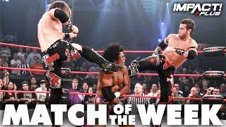 Motor City Machine Guns vs Lethal Consequences: ULTIMATE X MATCH | IMPACT Wrestling Full Matches