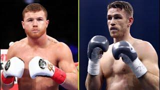 """I LOWERED my number [TO FIGHT CANELO]"" - Callum Smith on frustrating attempt to fight Canelo"