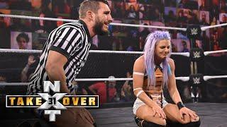 Gargano dons referee stripes in NXT Women's Title Match: NXT TakeOver 31 (WWE Network Exclusive)