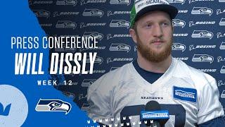 Will Dissly 2020 Week 12 Press Conference