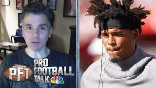 New England Patriots take leap of faith in signing Cam Newton | Pro Football Talk | NBC Sports