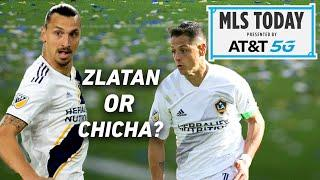 Are the Galaxy Better with Zlatan or Chicha?