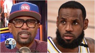 Jalen Rose wouldn't be surprised if LeBron skipped the start of the NBA season | Jalen & Jacoby