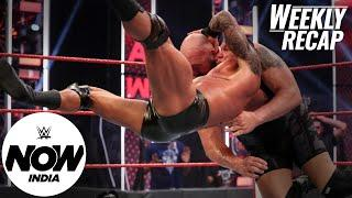 The Legend Killer claims another Legend: WWE Now India