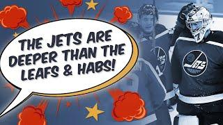 Are The Winnipeg Jets The Deepest Team In Canada? | Prove Me Wrong!
