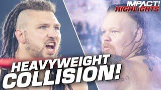 oVe FALLS APART in Battle with XXXL! | IMPACT! Highlights May 5, 2020