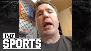 UFC's Chael Sonnen Rips Anthony Smith's Corner, 'You Have a Towel for a Reason' | TMZ Sports