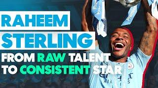 How Crucial is Raheem Sterling to Manchester City & England? | Football Explained