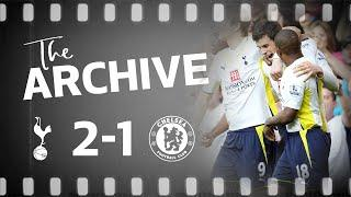 THE ARCHIVE | SPURS 2-1 CHELSEA | Defoe and Bale seal win over Chelsea at The Lane