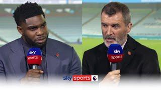 """""""I don't see Man City winning the league this year""""   Roy Keane & Micah Richards on title race"""