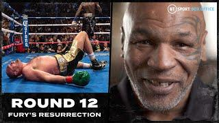"""I never understood Tyson Fury"" Mike Tyson full interview 