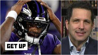 Adam Schefter explains why it is crucial for Lamar Jackson to win a playoff game | Get Up