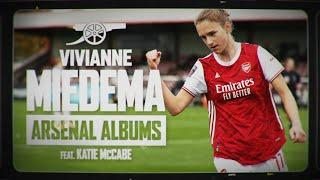 'They're stitching you up with this photo!'   Vivianne Miedema   Arsenal Albums