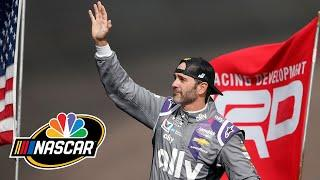 Jimmie Johnson awarded NASCAR's Bill France Award of Excellence | Motorsports on NBC
