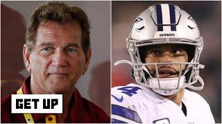 'Nothing he said makes sense': Reacting to Joe Theismann's Dak Prescott comments | Get Up