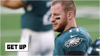 Carson Wentz says it 'wasn't fun' with Eagles before trade to Indianapolis Colts | Get Up