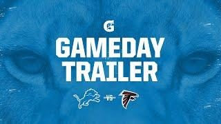 2020 Week 7 Trailer | Detroit Lions at Atlanta Falcons