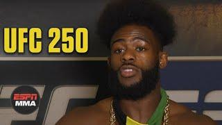 Aljamain Sterling ready for title shot after submitting Cory Sandhagen   UFC 250   ESPN MMA